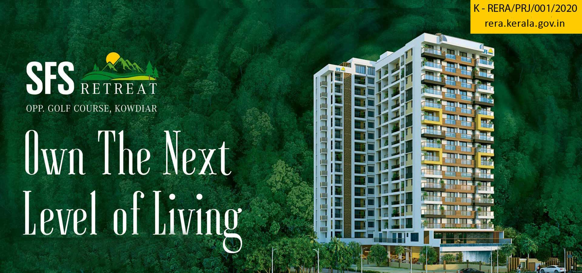 Apartments in Trivandrum