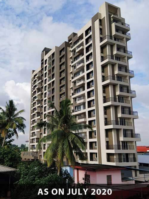 SFS Grandville - Premium 3 & 4 BHK Apartments at Kochi near Edappally, Close to Lulu Mall Cochin. Super Spacious Flats near Lulu Mall kochi